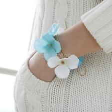 Wrist Corsage Country Wedding Bridal Decor Party Prom Flower Bracelet
