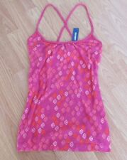 OLD NAVY ~ NWT New Size S M L XL XXL ~ Pink AZTEC BRAIDED Cami Top Shirt