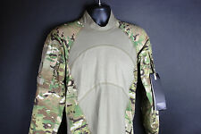 New with Tags GI Genuine Issue Massif Multicam Army Combat Shirt Flame Resistant