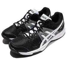 Asics Gel-Upcourt Black White Women Volleyball Badminton Shoe Sneaker B450N-9001
