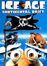 Ice Age: Continental Drift Widescreen Edition DVD (2012)