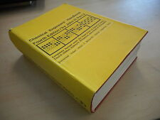 Chemical Engineers Handbook, Anonymous, Privately Published, 1963