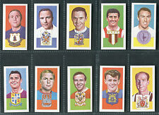 "BARRATT 1967  ""FAMOUS FOOTBALLERS A.15"" FOOTBALL TRADE CARDS - PICK YOUR CARD"