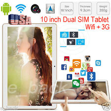 "10"" Octa Core Tablet PC Android 4.4 2GB  16GB WIFI HD Bluetooth Dual SIM Camera"