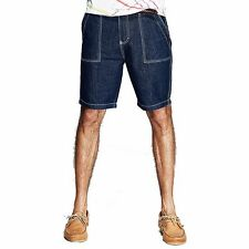 Unique Mens Casual Fifth Jeans Slim Skinny Stretchy Pants/Trousers 29~36 Size