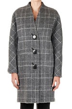 BALENCIAGA Woman Mixed Virgin Wool and Alpaca Coat New with Tags and Original