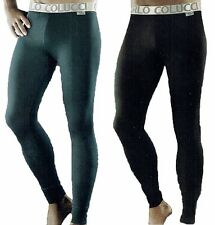 Carlo Colucci FUNCTION UNDERWEAR long Underpants Winter sports Thermo Black Blue