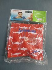 NEW Speedo Kids Dual Chamber Heavy Duty Inflatable Basic Armbands Ages 2-12