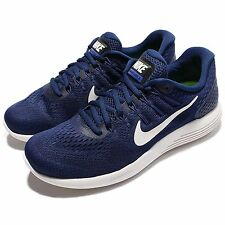 Nike Lunarglide 8 VIII Blue White Men Running Shoes Sneakers Trainers 843725-404