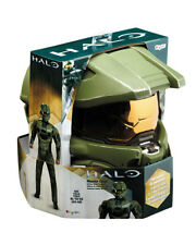 Mens Master Chief Halo Deluxe Muscle Adult Costume
