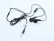 Stereo 3.5mm Headset w Mic for Verizon LG Samsung HTC Moto Droid Phones and more