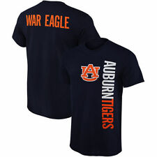 Auburn Tigers Navy Blue Fusion T-Shirt - College