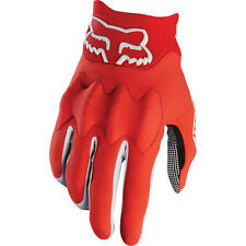 Fox Mtb Attack Mens Gloves Bike - Red Black All Sizes