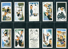 "PRIMROSE CONFECTIONERY 1968 ""LAUREL & HARDY"" THICK CARD - PICK YOUR CARD"
