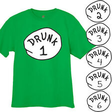 Funny St Patricks day shirts st pattys day drunk 1 2 3 bar crawl paddys party