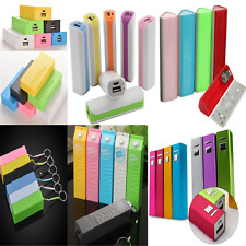 Universal Portable USB External Backup Battery Charger Power Bank for Cell Phone