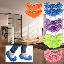 3/1pcs Multifunction Floor Cleaning Slippers Mop Cover Clean Dust Socks Shoes