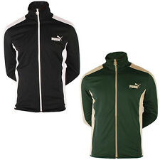 Puma LS Slim Eagle Point Mens Full Zip Track Jacket 894236 OPP D33