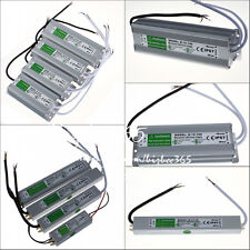 10W-150W 12V DC Transformer High Power Supply Adapter LED Driver IP67 Waterproof