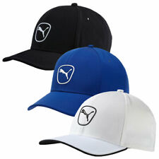 Puma Golf 2017 Mens Cat Patch 3.0 Cap DryCELL Performance Adjustable Hat