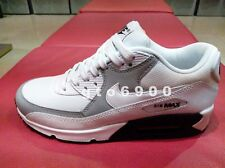 Nike Wmns Air Max 90 Women White Grey Classic Running Shoes 325213-126