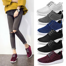 Womens Sports Shoes Fashion Sneakers Outdoor Running Casual Breathable Sneakers