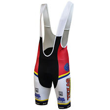 Texas Roadhouse Cycling Bib Shorts made in Italy by Santini