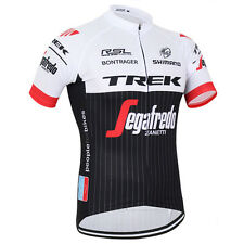 New Mens Cycling Road Bike Bicycle Clothing Jersey Short Sleeve Shirts Polyester