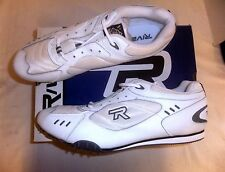 Rival Sprint #11025 Men's Track and Field Shoes NIB White Size 13