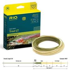 RIO LIGHT TOUCH FRESHWATER TROUT FLY LINE FLOATING WF 3 4 5 6 FLY FISHING