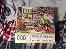 NEW - Bits and Pieces - 500 Piece Jigsaw - STEPPING OUT