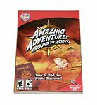 Amazing Adventures: Around the World (PC, 2009) Windows 2000/XP/Vista