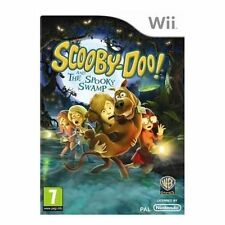 SCOOBY-DOO AND THE SPOOKY SWAMP WII WII U KIDS FAMILY FUN GAME GIRLS BOYS