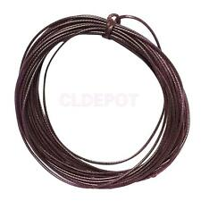 2mm Multi Color Waxed Cotton Cord Jewelry Fashion DIY Cords 10M