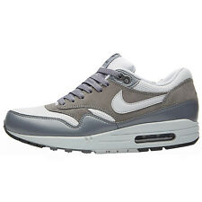 Nike Air Max 1 Essential Men's Shoes Classic Sneaker grey new light bw 90