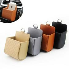 Popular Car Auto Accessories AIR Outlet Storage Box Bag Phone Holder Organizer