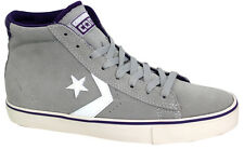 Converse All Star Unisex Hi Top Trainers Casual Lace Up Grey Suede 140116C D49