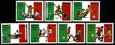 GUINEA BISSAU Sc.# 780-86 MINT NH Soccer Stamp Set