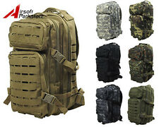 30L Tactical Military Backpack Rucksack Outdoor Camping Hiking Hunting Bag Camo