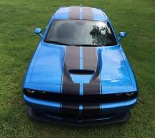 Dodge Challenger SRT 2015-16 Dual Stripes With Accent Pinstripes, Color Choice