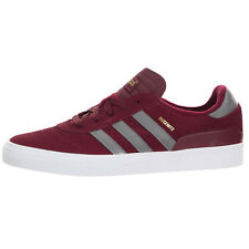 adidas Busenitz Vulc Red Trainers Shoes Skate shoes leather new