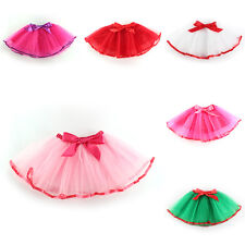 Fairy Princess Ballet Dancewear Tulle Tutu Dress Party Lace Bowknot Skirt  A57