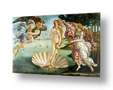 Alonline Art - CANVAS (Rolled) The Birth Of Venus Sandro Botticelli Oil Paint