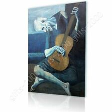 CANVAS (Rolled) The Old Guitarist Pablo Picasso Canvas For Home Decor Painting