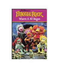 Fraggle Rock - Where It All Began (DVD, 2006) WORLD SHIP AVAIL