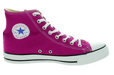 New Converse Womens Chuck Taylor All Star Hi Pink Sapphire Basketball CT Shoes