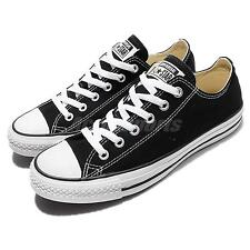 Converse All Star Chuck Taylor OX Oxford Black White Unisex Low Shoes M9166C