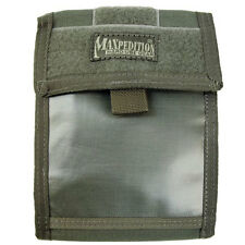 Maxpedition Traveler Passport Deluxe Unisex Pouch - Foliage Green One Size