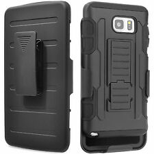 for Samsung Galaxy Note 5 Case Belt Clip Holster Belt Case Pouch Back Bumper
