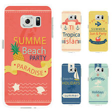 HOLIDAY PARADISE PATTERN CASE COVER FOR SAMSUNG GALAXY S4 IPHONE 4 5S SE CLASSIC